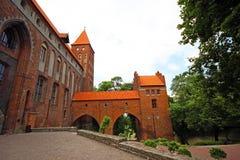 Château de Kwidzyn photographie stock