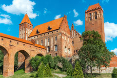 Château de Kwidzyn images stock