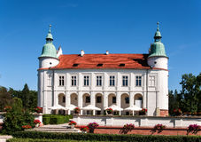 Château de la Renaissance dans Baranow, Pologne Photos libres de droits