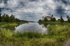 Château de Lacko Image stock