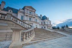 Château de Laffitte Images libres de droits