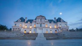 Château de Laffitte Photo stock