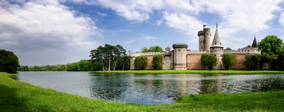 Château de Laxenburg près de Vienne photos stock