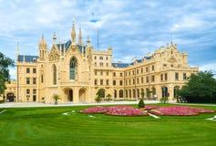 Château de Lednice Photographie stock libre de droits