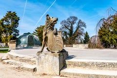 Château 33 de Lednice Valtice image libre de droits