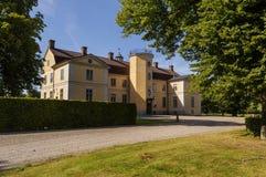 Château de Loberod Image libre de droits