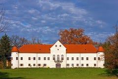 Château de Luznica Photographie stock