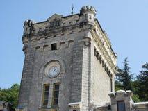 château de maison Photo stock