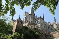 Château de Marienburg, Allemagne Photographie stock libre de droits