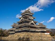 Château de Matsumoto Image libre de droits