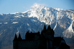 Château de Medievial Photo libre de droits