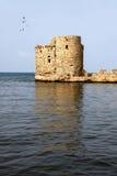Château de mer photographie stock libre de droits