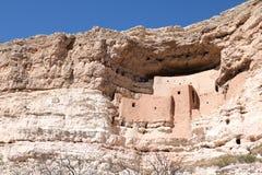 Château de Montezuma Photographie stock libre de droits