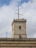 Château de Montjuïc Images stock
