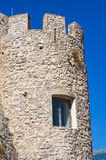 Château de Morano Calabro La Calabre l'Italie images stock