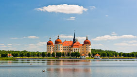 Château de Moritzburg Image stock