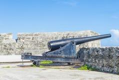 Château de Morro à La Havane, Cuba Photos stock