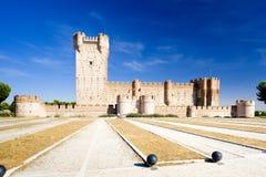 Château de Mota de La Photos libres de droits