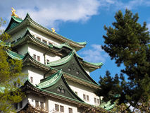 Château de Nagoya Photo stock