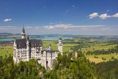 Château de Neuschwanstein Photo stock