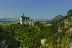 Château de Neuschwanstein Images libres de droits