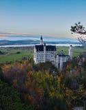 Château de Neuschwanstein photos libres de droits