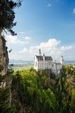 Château de Neuschwanstein, Allemagne image libre de droits