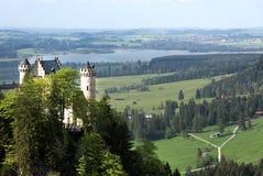 Château de Neuschwanstein, Allemagne photographie stock