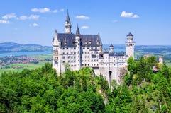 Château de Neuschwanstein, Allemagne Photo libre de droits