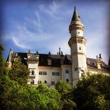 Château de Neuschwanstein, Allemagne Photos libres de droits