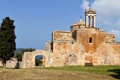 Château de Niokastro chez Pylos de la Grèce images stock