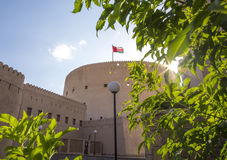 Château de Nizwa Photo stock