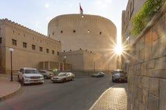 Château de Nizwa Images libres de droits
