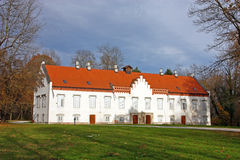 Château de Novi Dvori image libre de droits