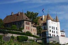 Château de Nyon Images stock
