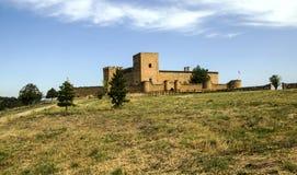 Château de Pedraza Photographie stock libre de droits