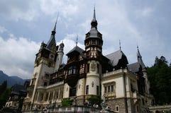 Château de Peles Photo libre de droits