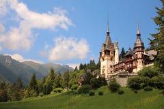 Château de Peles - Roumanie Image stock