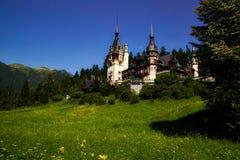 Château de Peles, Sinaia, Roumanie Images stock