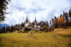 Château de Peles, Sinaia, Roumanie Photo stock