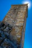 Château de Penamacor Photos libres de droits