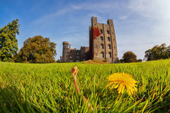 Château de Penrhyn au Pays de Galles, Royaume-Uni Image libre de droits