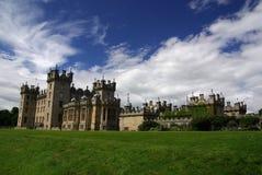Château de planchers, Schotland Image stock