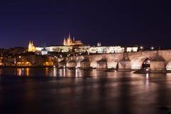 Château de Prague Images stock
