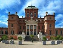 Château de Racconigi - Italie Photos libres de droits