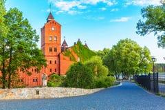 Château de Radomysl, Ukraine photographie stock libre de droits