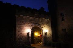 Château de Ravenwood, Ohio Images libres de droits