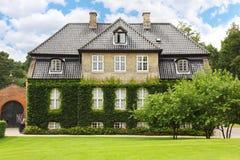 Château de Rosenborg situé au centre de Copenhague Images libres de droits