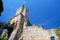 Château de Rotteln, Allemagne Photo libre de droits