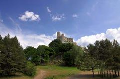 Château de ruine Image stock